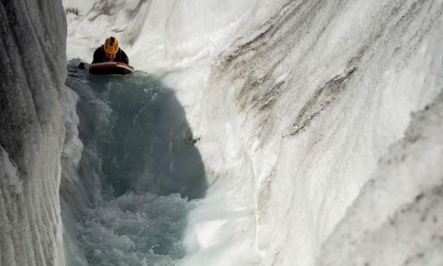 Grupo inova e pratica hydrospeeding na maior geleira dos Alpes - image 6