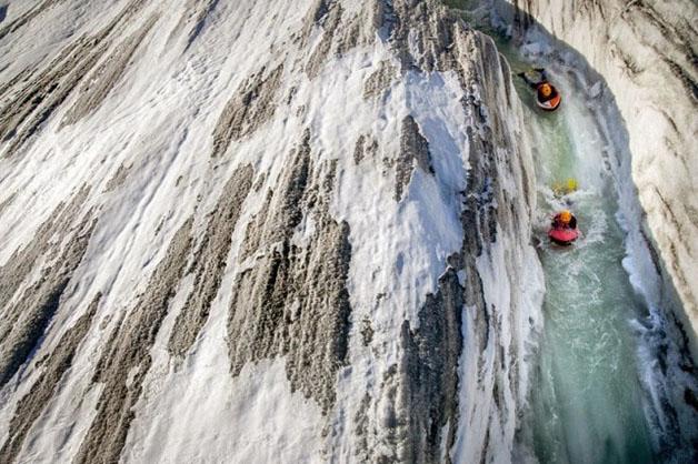 Grupo inova e pratica hydrospeeding na maior geleira dos Alpes - image 3