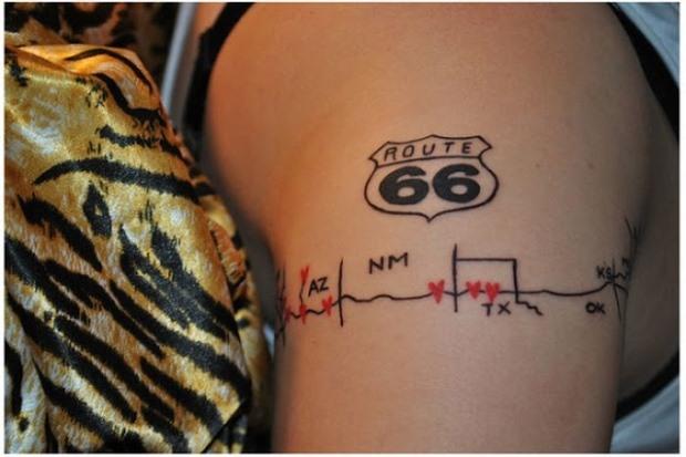 Ideias para te inspirares na tua próxima tatuagem de viagem - image 6