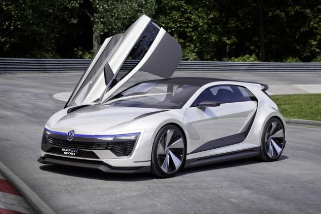 Descubra o Volkswagen Wild Sci-Fi GTE Sport - image 2