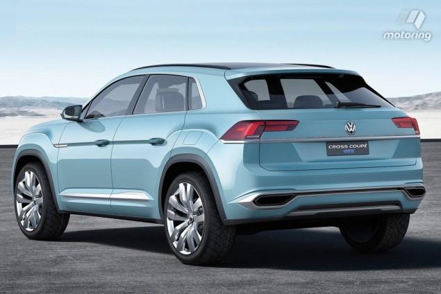 Novo VW Tiguan chega no próximo ano. - image 2