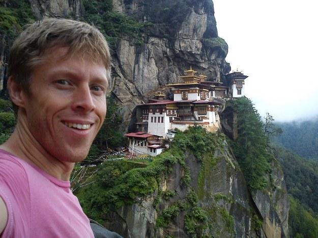 Com 37 anos ele visitou todos os países do mundo - image 6