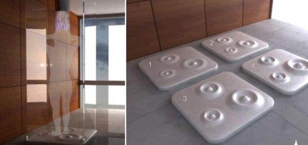 Designer cria chuveiro que te obriga a sair quando já desperdiçaste muita água - image 3