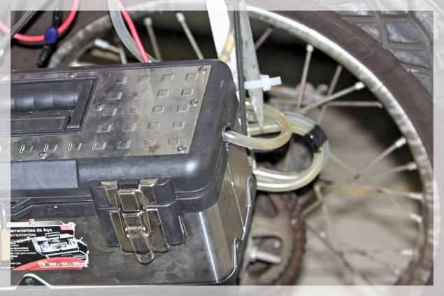 Ele inventou uma moto capaz de percorrer até 500Km com apenas 1 litro de água!!! - image 5