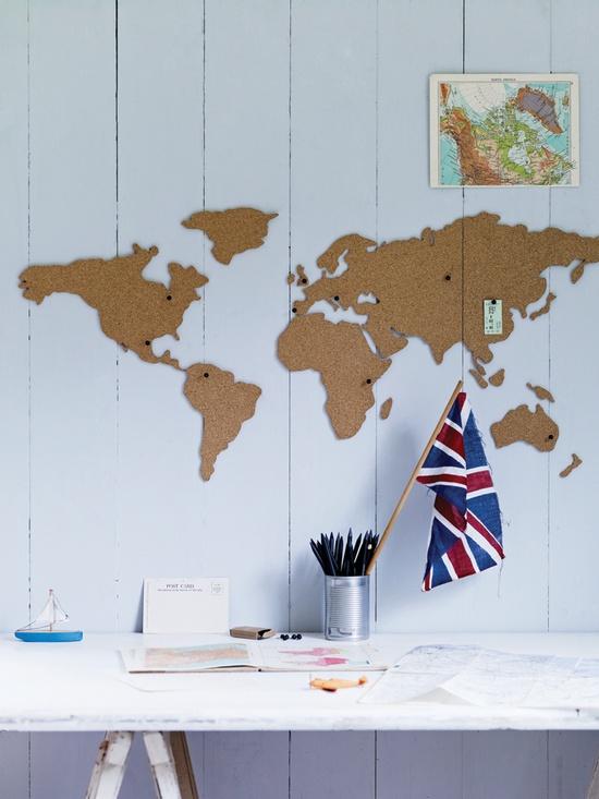 Inspirações para decorares a tua casa com tema de viagem - image 9