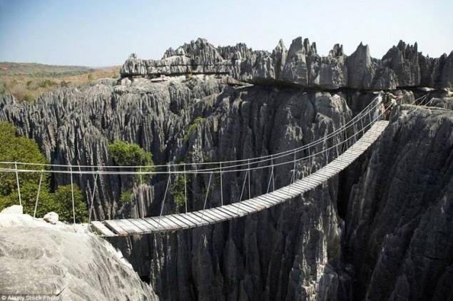 4 das pontes mais perigosas do mundo! - image 2