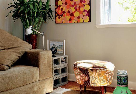 Como fazer decoração e móveis com blocos de cimento? - image 7