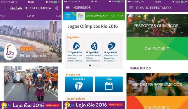 6 aplicações para acompanhares os Jogos Olímpicos mais de perto. - image 2