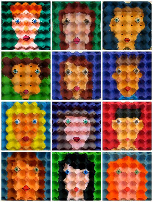 Formas realmente geniais para reaproveitares caixas de ovos - image 5