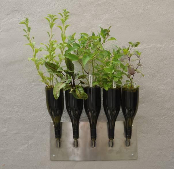 Ideias charmosas para reciclares  garrafas de vidro que nem imaginavas! - image 3