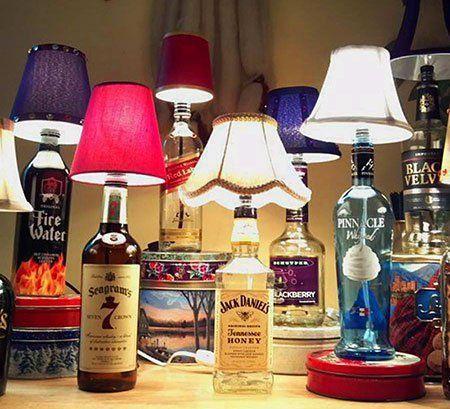 Ideias charmosas para reciclares  garrafas de vidro que nem imaginavas! - image 7