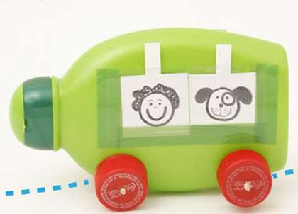 10 ideias para fazeres brinquedos reciclados para crianças - image 3