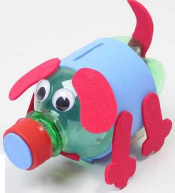 10 ideias para fazeres brinquedos reciclados para crianças - image 5