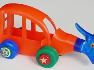 10 ideias para fazeres brinquedos reciclados para crianças
