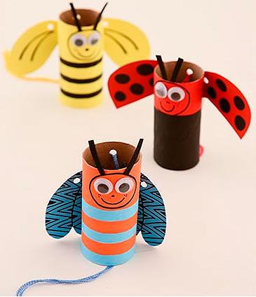 10 ideias para fazeres brinquedos reciclados para crianças - image 8