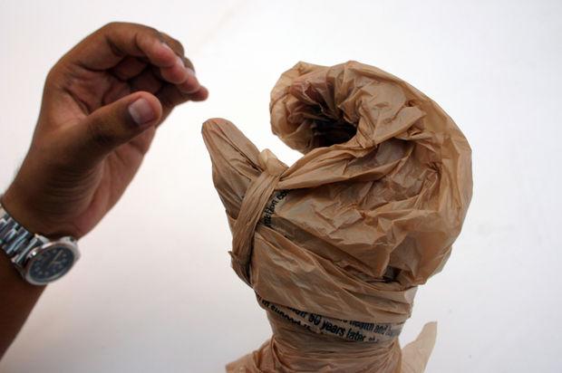 Oito ideias para reutilizares sacos de plástico! - image 7