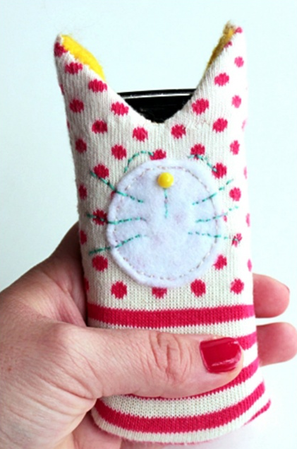 10 ideias para reutilizares meias sem par! - image 10