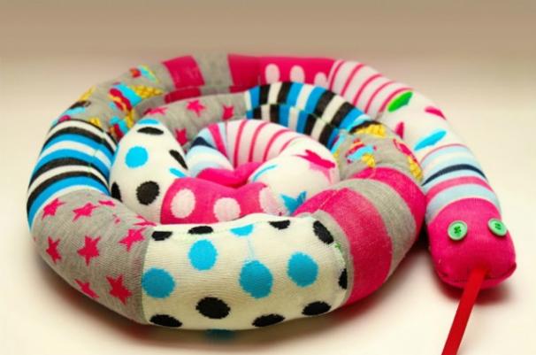 10 ideias para reutilizares meias sem par! - image 7