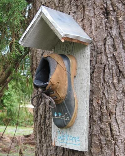 Ideias super criativas para reutilizares calçados velhos - image 7
