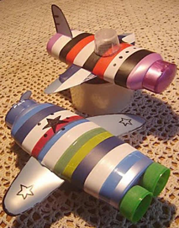 Ideias de artesanato com embalagem de shampoo - image 3