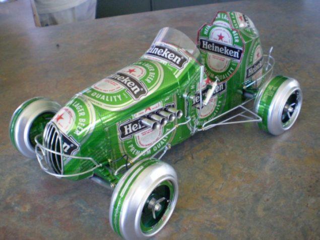 Oito dicas geniais de artesanato com latas de alumínio - image 4