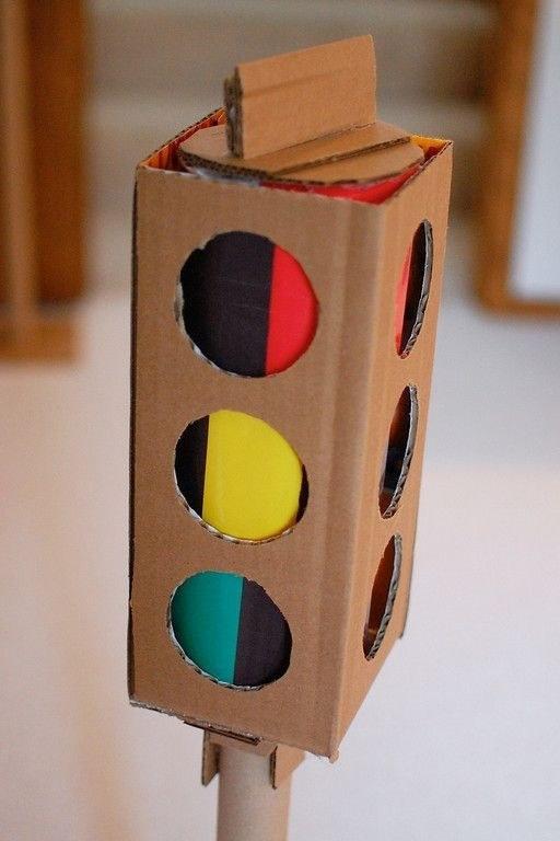 Dicas para reutilizares  o papelão para a diversão das crianças - image 4