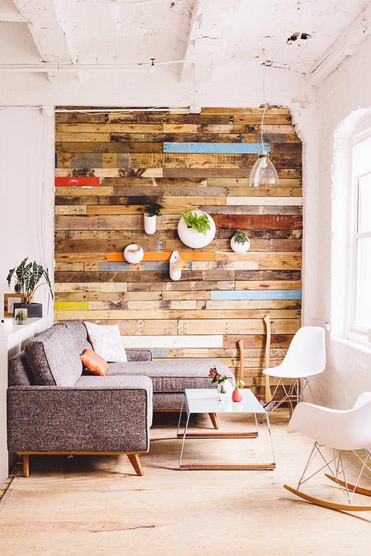 Recicla e decorra a tua casa com sobras de madeira - image 2