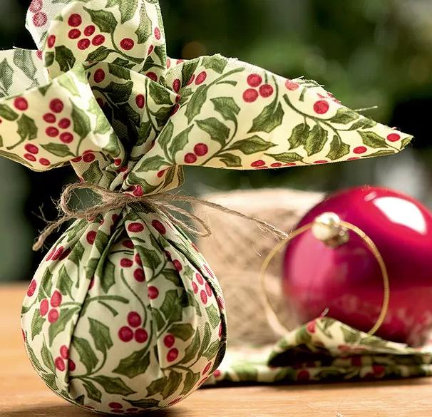 10 dicas para criares enfeites de Natal reutilizando! - image 7