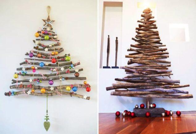 10 árvores de Natal diferentes, económicas e originais - image 3