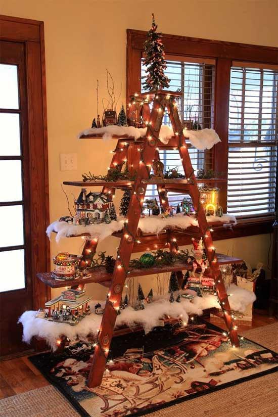 10 árvores de Natal diferentes, económicas e originais - image 4