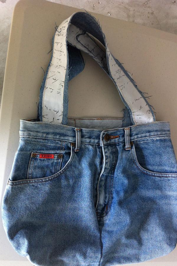 10 boas ideias para reutilizares calças jeans! - image 7