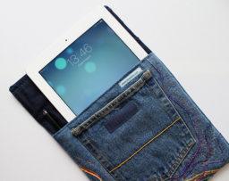 10 boas ideias para reutilizares calças jeans!