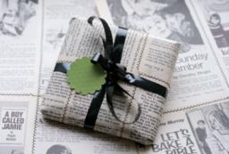 Como embrulhar os teus presentes de Natal de forma criativa e sustentável