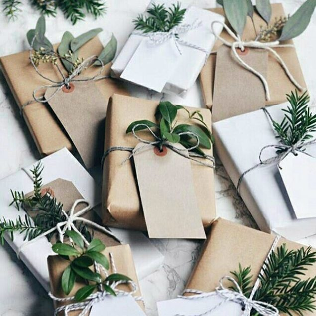Como embrulhar os teus presentes de Natal de forma criativa e sustentável - image 2