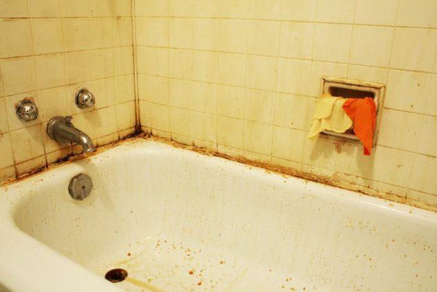 Como limpar a ferrugem na casa de banho - image 2