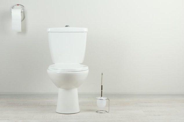 Como limpar a ferrugem na casa de banho - image 4